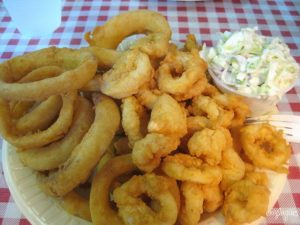 superior homemade Onion rings