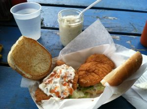 Seafood specials best of Maine
